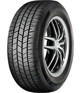 4 New Uniroyal Tiger Paw Awp3 225 50r17 Tires 2255017 225 50 17