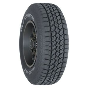 1 New Multi mile Wild Country Trail 4sx 265 75r16 Tires 75r 16 265 75 16
