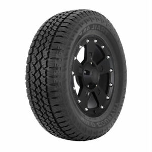 1 New Multi mile Wild Country Trail 4sx 265 65r18 Tires 2656518 265 65 18