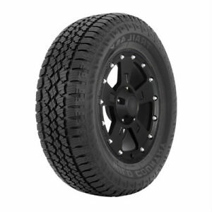 4 New Multi mile Wild Country Trail 4sx 245x65r17 Tires 2456517 245 65 17