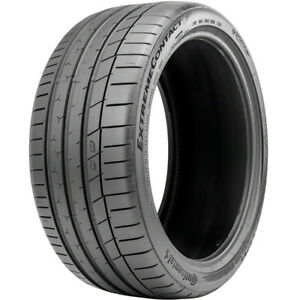 2 New Continental Extremecontact Sport P315 35r20 Tires 35r 20 315 35 20