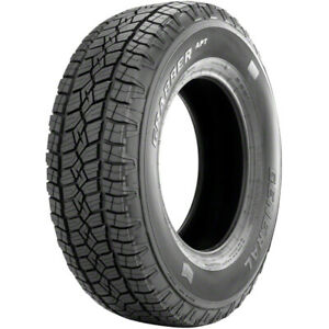4 New General Grabber Apt 265 75r16 Tires 2657516 265 75 16