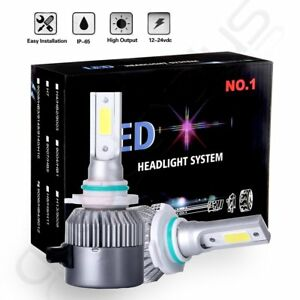 9006 Led Headlight Bulb For Toyota Camry Corolla Highlander Sienna Low Beam Kit