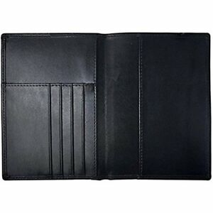 Business Card Holders Rfid Travel Wallet Passport Holder Leather Case Cover New