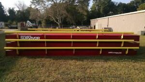 used Survivor 11x70 Steel Deck Truck Scale