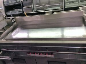 60 Magikitch n Gas Countertop Griddle Mkh 60