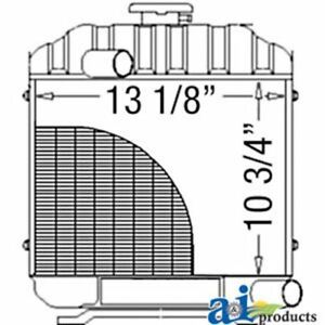 15553 72060 Kubota Radiator For Models B6100 B7100