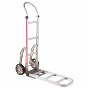 Magliner Loop Handle 14 Nose 8 Tire Hand Truck 500 Cap Folding Nose Extension