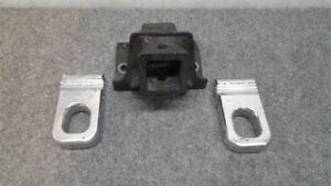 03 09 Hummer H2 Front Tow Hitch Hook Set Chrome 26346