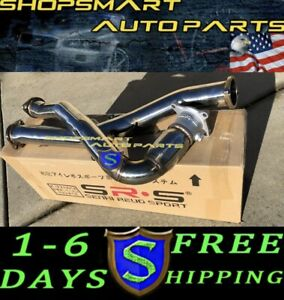 Srs Sr S Downpipe For 2015 2018 2015 Wrx Manual Catless Dual O2 Bung J Pipe 16