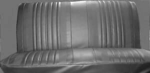 1970 Chevy Chevelle El Camino Front Bench Seat Cover