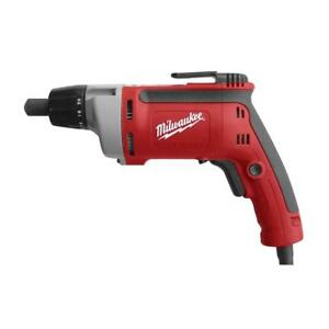 Milwaukee 6780 20 Adjustable Clutch Screwdriver 0 2 500 Rpm 6 5 Amp