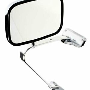 Auto Spot Mirrors Universal Truck And Van Blind Rear Car Side Mirror