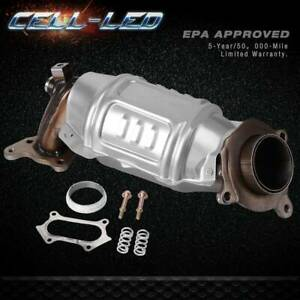Front Catalytic Converter For Honda Accord 2008 2012 Acura Tsx 2 4l 2009 2014