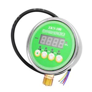 2 Channel Negative Pressure Controller Switch Air Water Pump Switch 24v