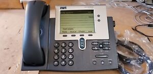 Lot Of 4 Cisco Cp 7941g Unified Voip Phone Seller Refurbished 1 Year Warranty