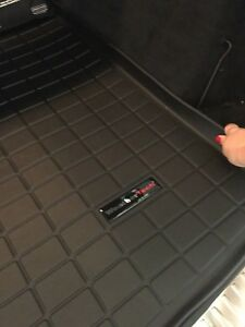 Weathertech Cargo Liners For Gmc Yukon Xl 2015 2019 behind 3rd Row
