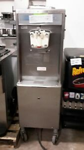 Used Taylor 751 27 Single Flavor Soft Serve Ice Cream Machine