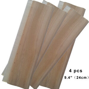 4 Pcs Screen Printing Squeegees 65 Duro Free Shipping Ink Scraper 9 4 24cm
