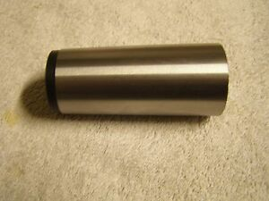 Lathe Spindle Reducing Sleeve L1 Nose Small Sleeve To 4 Morse Taper