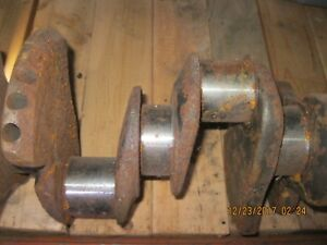 Crankshaft 1958 1963 Ford Edsel T bird 352 Or 361 Engine 1959 1960 1961 1962