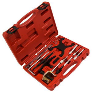 Engine Timing Tool Kit For Mazda For Ford Camshaft Flywheel Locking Tools New