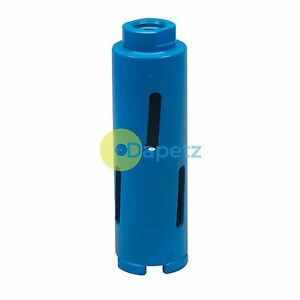 Diamond Core Drill Bit Hole Cutter 52mm X 105mm For Brick Block Concrete
