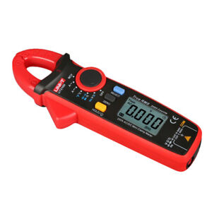 Ut210e Digital Clamp Meter Ac dc Voltage Multimeter Ohm Volt Amp Tester