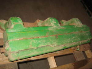 John Deere 4620 Intercooler