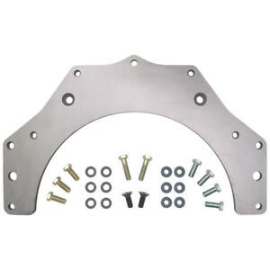 Trans Dapt Transmission Adapter Plate 0060 For Chevy V8 Th 350 Th 400 700r 4