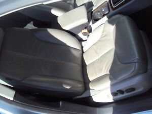 2006 2007 Vw Passat Oem Right Front Bucket Seat Gray Leather Power