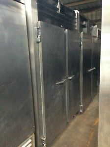 Traulsen Rdt232wut fhs Two Section Reach In Refrigerator Freezer Combo