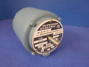 Superior Electric Ss250e Slo syn Synchronous Stepping Motor New