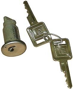 New 1966 1967 Corvair Ignition Cylinder With Keys