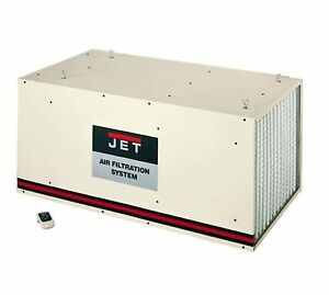 Jet 115 volt 1 3 Hp Air Filtration System Dust Collection Woodworking Power Tool