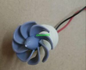 Micro Wind Turbine 1 8 12v Wind Power Generator With Shell Led Generator Model