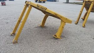 D8r Cat Rollover Cab Rops Caterpillar Bulldozer Roof Protector Canopy Orops Il