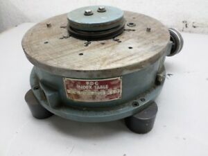Pdc 3a Indexer 12 Rotary Indexing Table 8 Station V Belt Drive