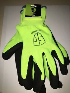 Wholesale Safeguard Premium Neon High Visibility Multipurpose Work Glove