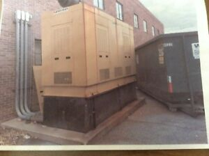 1998 300 Kw Katolight Generator Used In Good Working Condition