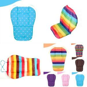 Brand New Cart Pad Thickened Rainbow Baby Universal Cushion Cart Accessories