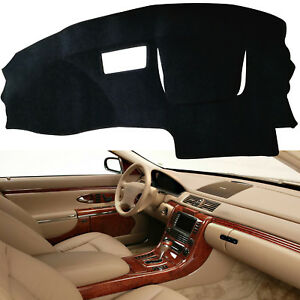 For Chevy Cavalier 1995 2005 Dash Cover Dashmat Dashboard Mat Carpet Black