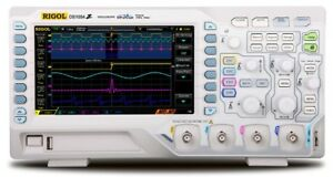 Rigol Ds1054z Digital Oscilloscopes Bandwidth 50 Mhz Channels 4