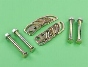 New Pair Left Right Front Camber Caster Kit 1 50 Free Shipping
