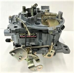 New Rochester Carburetor Fits 1972 Chevy Car 350 Engines Manifold Choke