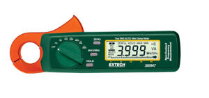 New Extech 380947 Clamp Meter 400a Ac dc Trms Freq Us Authorized Dealer