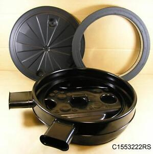 1957 Pontiac 58 Chevy Tri Power Air Cleaner W Filter Sale 100 Off C1553222rs