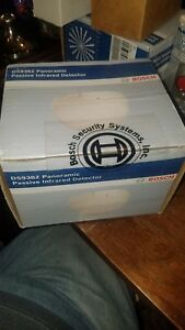 Lot Of 2 Bosch Ds938z Panoramic Passive Infrared Motion Detector New