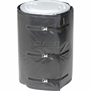 Powerblanket Insulated Drum Heater Bh55rr 100 55 Gallon Capacity 100 F Fixed
