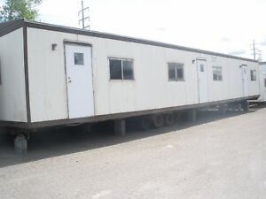 28 X 64 Double Wide Mobile Office Trailer